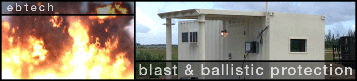 Ebtech Blast and Ballistic Protection
