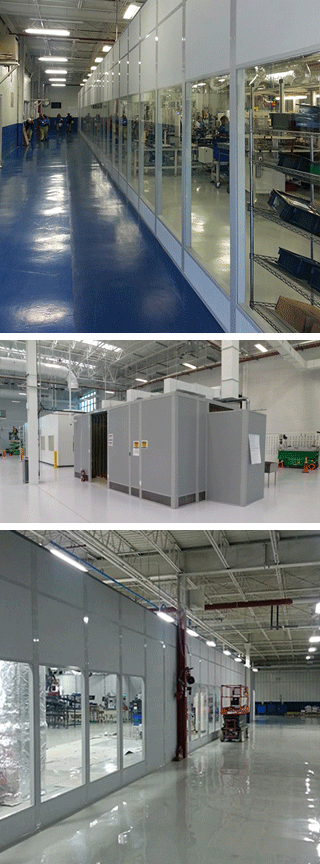 Ebtech machine enclosures