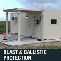 blast and ballistic protection