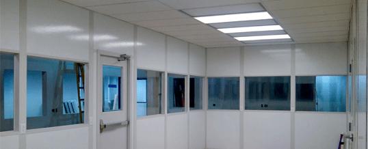 Ebtech Cleanroom in Ann Arbor, MI