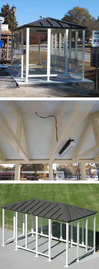 Ebtech outdoor shelters