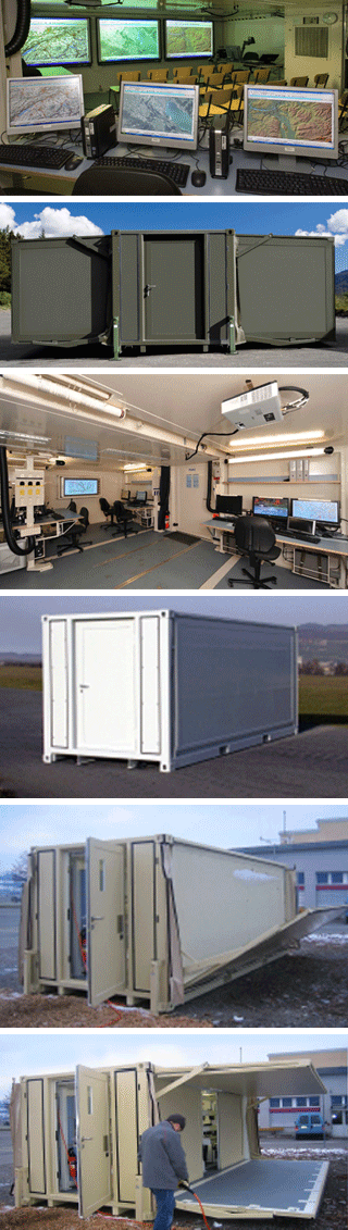 Ebtech Expandable Container Buildings